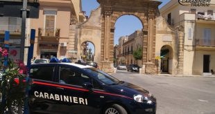 4 ARRESTI AD OPERA DEI CARABINIEIR DELLA COMPAGNIA DI CASTELVETRANO
