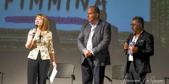 """Grande successo sabato al Complesso San Pietro per il talk show """"L'Arte è fimmina"""""""