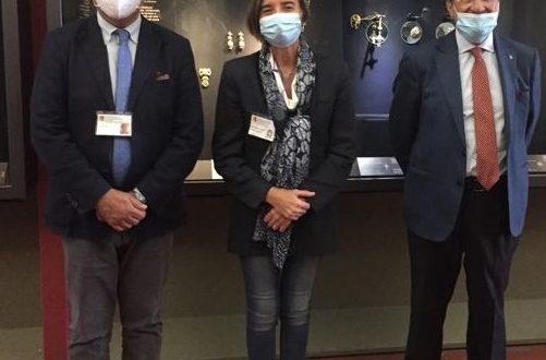"""LA COLLEZIONE DI N.28 MEDAGLIONI DI PROPRIETA'  DEL LCC DI TRAPANI SARA' ESPOSTA PRESSO IL MUSEO REGIONALE """"A.PEPOLI"""" DI TRAPANI"""