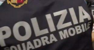 CONDANNATO PER ATTI SESSUALI CON MINORENNE: ARRESTATO DALLA POLIZIA DI STATO
