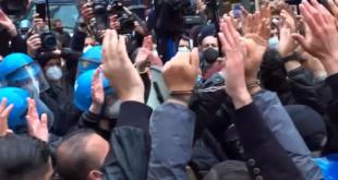 Covid: manifestazioni a Roma e l'ombra di Forza Nuova