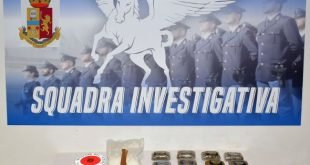 Polizia di Stato: operazione antidroga a Mazara del Vallo