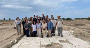 Marsala: gli scavi al Parco Lilibeo fanno scoprire un edificio sacro e un importante incrocio con la Plateia