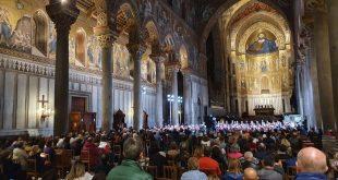 Successo di pubblico all'inaugurazione della Settimana Sacra di Monreale